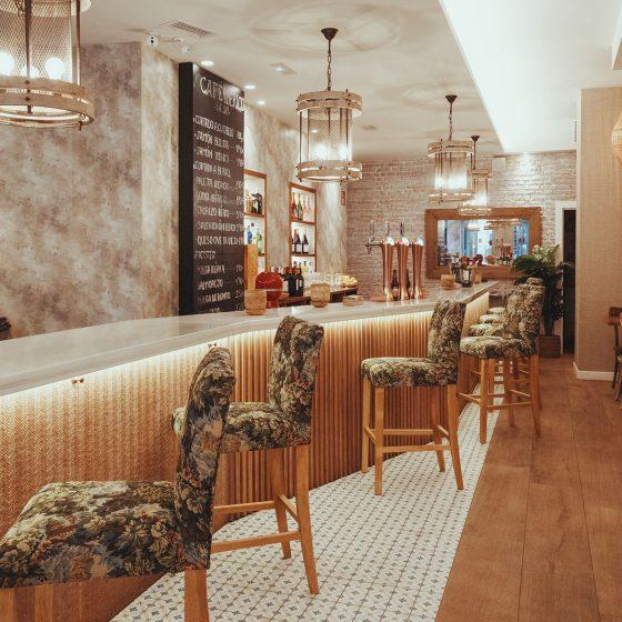 Café Ibérico Picoteo & tapeo. Vinos & ultramarinos